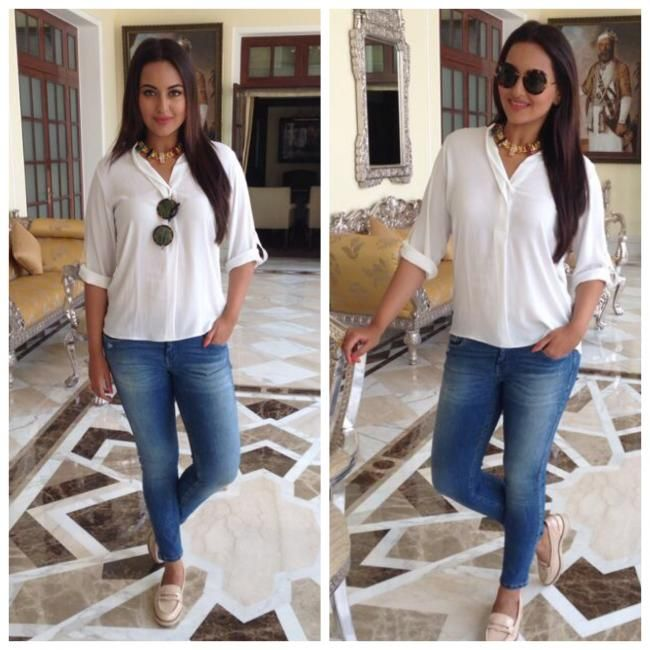 Sonakshi Sinha: Promoting Holiday in Style | PINKVILLA