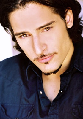 Joe Manganiello... soulful eyes, in 'Don Juan de Marco' mode. Yeahhh