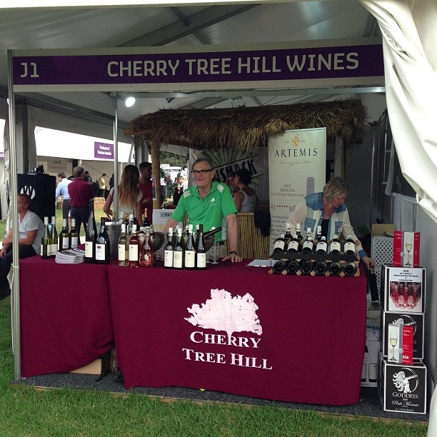 Cherry Tree Hill #Wines - Southern Highlands  #TasteofSydney