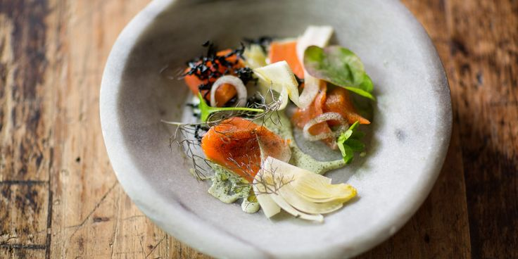 Cured and Smoked Salmon Recipe - Great British Chefs