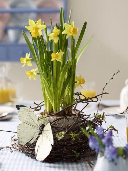 Frühlingsdeko mit Narzissen: 6 farbenfrohe Bastelideen