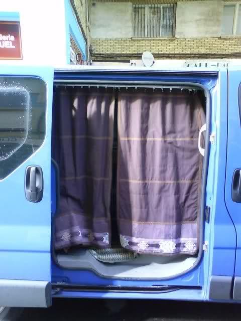 90 best images about furgonetas campers on pinterest - Pegatinas para cortinas ...