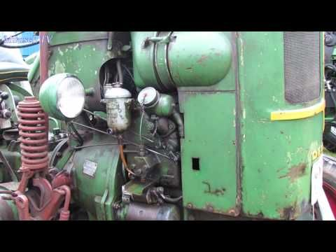 Hersteller: DEUTZ Typ:         F1 L514/51 Baujahr:  1952 Zylinder:  1 LeIstung(PS):15