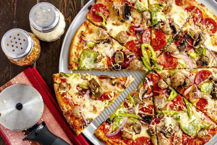 Pizza de casa reinventata