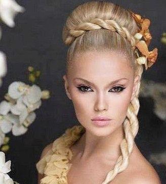 Фото новых женских причесок для длинных и коротких волос