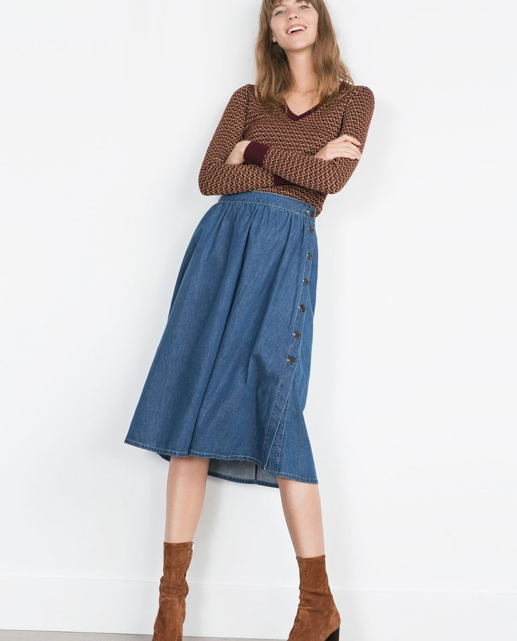 Denim Skirt Sale