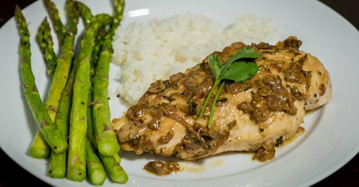 1-Pan Cilantro Lime Chicken