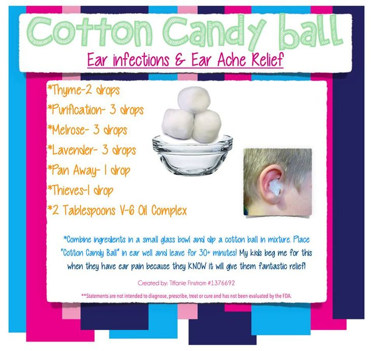 Young Living Essential Oils: Ear Infection & Ear Ache Relief For more information please visit: www.facebook.com/myalabasterjar