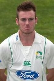 Stevie Smit attended Lincoln University on a cricket scholarship, studying towards a Diploma in Agriculture.