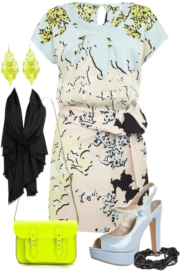 """""""Love this dress!"""" by denise-cooper ❤ liked on Polyvore"""