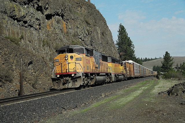 Union Pacific at Marshall by Slider Jake, via Flickr