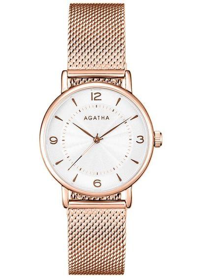 montre femme agatha