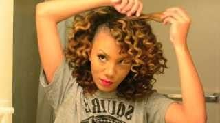 Super Defined Bantu Knot Out | African American Hairstyles - Video http://www.africanamericanhairstylevideos.com/super-defined-bantu-knot-out/