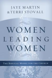 Without a doubt, one of the best resources for women's ministry I've ever read.  :)