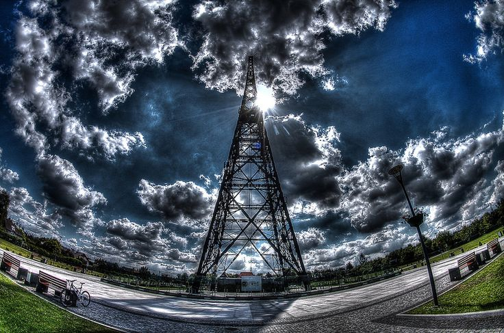 Gliwice Radio Tower