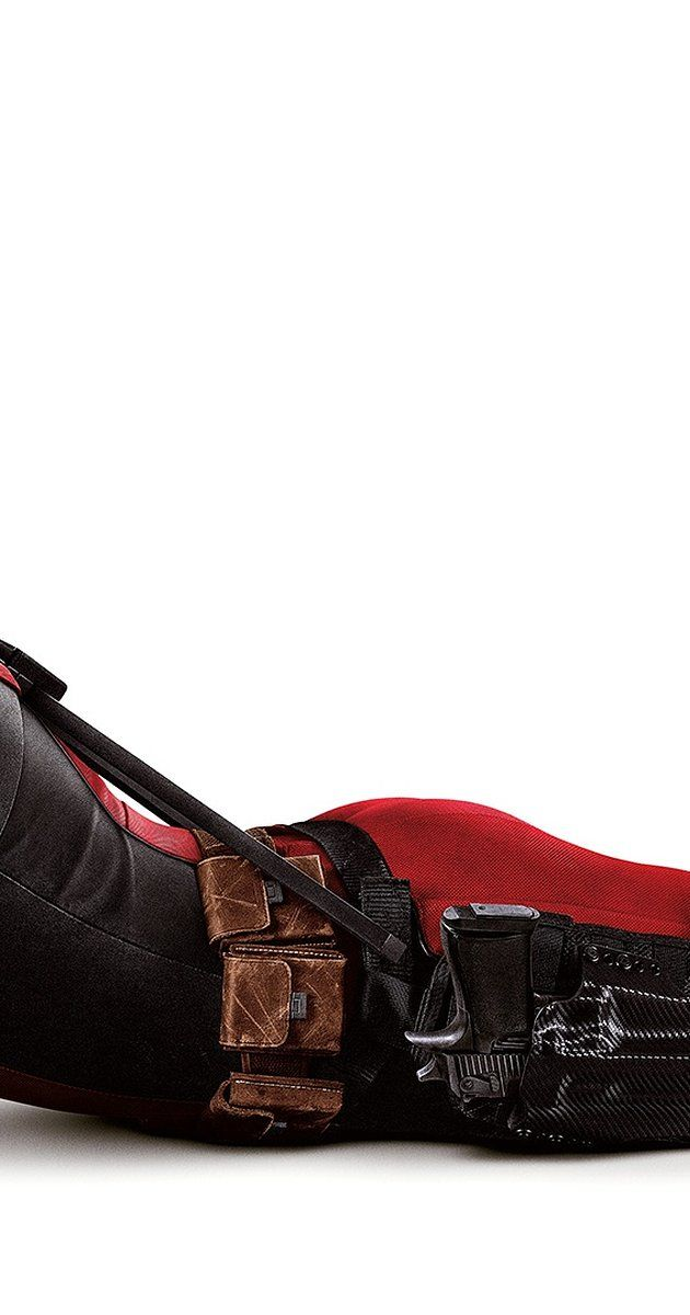 Deadpool 2 - filmed in BC - Directed by David Leitch.  With Morena Baccarin, Ryan Reynolds, T.J. Miller, Josh Brolin.