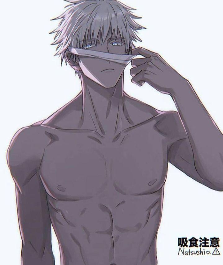 My Imagines Of Jjk Characters Highschool Love Satoru Gojo Cute Anime Guys Anime Guys Jujutsu