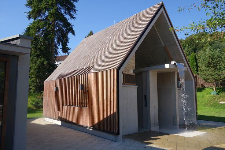 Gallery of Jordanbad Sauna Village / Jeschke Architektur&Planung - 6