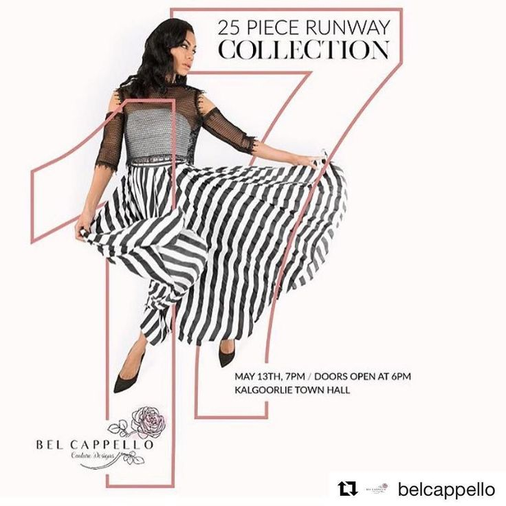 Our client @belcappello are launching their 2017 collection!! This is an event not to be missed - will we see you there?  The world of Bel Cappello awaits you on May 13 at the 2017 collection launch!  After the success of the brand launch at the Kalgoorlie Boulder Racing Club in 2016 Bel Cappello is set to release its second collection for the first time in Australia after its debut during London Fashion Week. A night of fashion forward experiences will take place - May 13 2017 - At the…