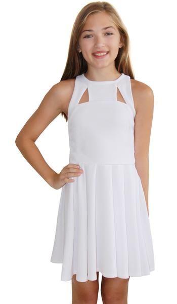 short middle school girls dresses
