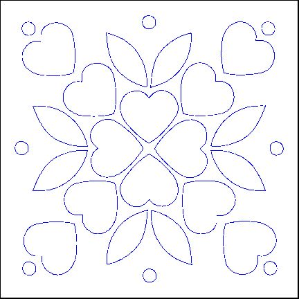 Free Applique Quilt Block Patterns, Printable Blocks and