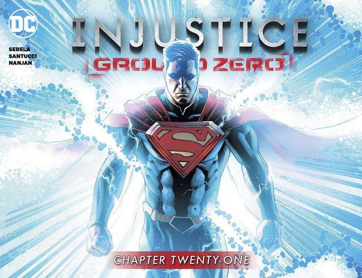 Injustice Ground Zero 2016 Issue 21 page 1 online