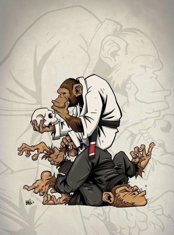 Jiu Jitsu brasileiro....O MELHOR