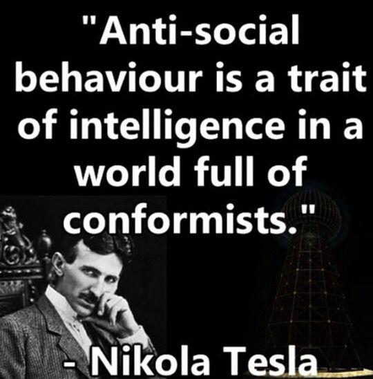 Anti social dating