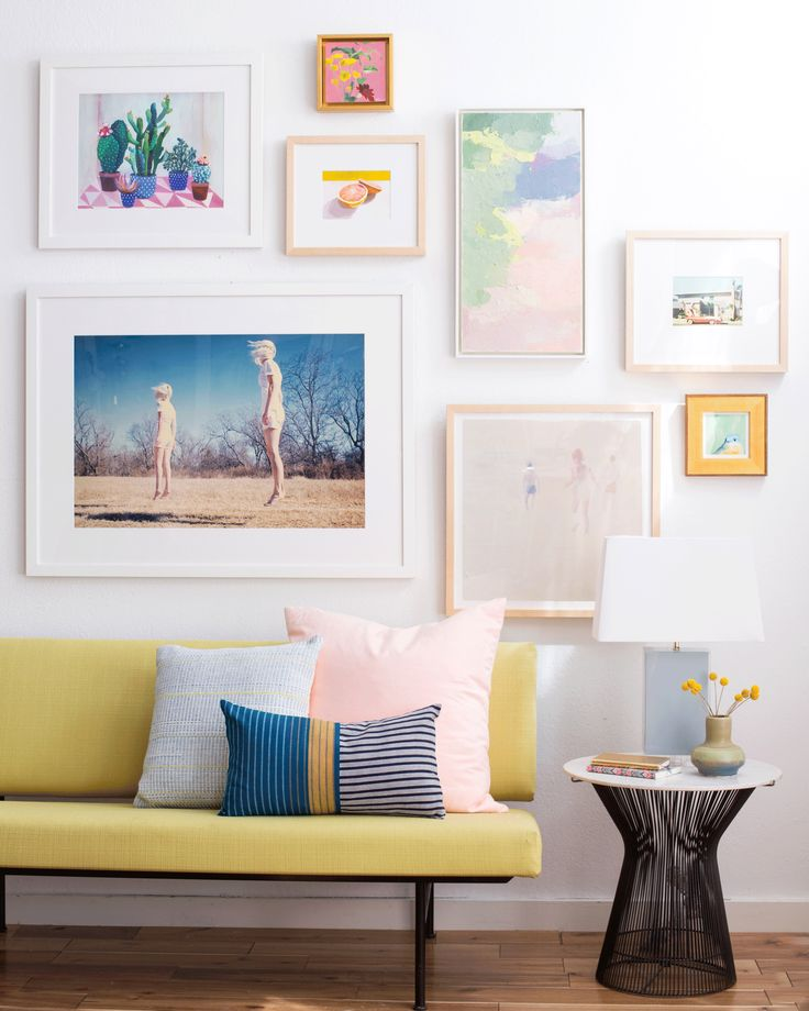 128 Ready-Made Frames to Get You 'Gallery Wall Ready'
