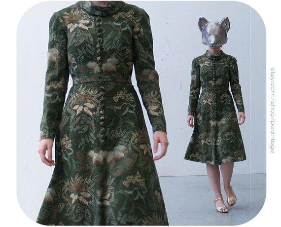 SOLD  Vintage dress:  https://www.etsy.com/shop/PoVintage    Photo © Salla Poutiainen