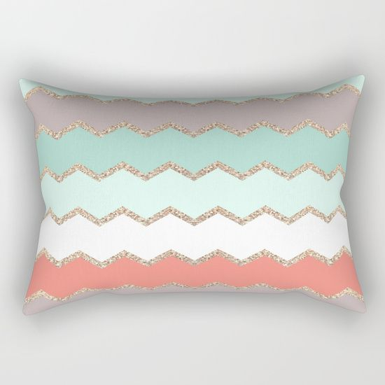 chevron, glitter, gold, mint...