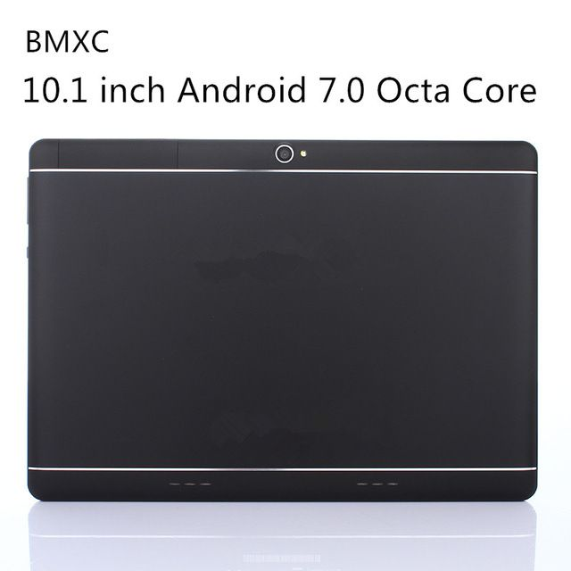 Fair price Original BMXC10.1 inch Android 7.0 Octa Core Tablet 3G 4G LTE Dual SIM Phone Call 64GB ROM 4GB RAM  WIFI bluetooth GPS Tablet PC just only $123.12 - 140.13 with free shipping worldwide  #tablet Plese click on picture to see our special price for you