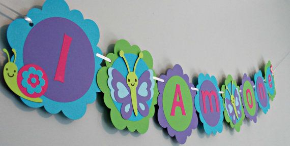 Check out this item in my Etsy shop https://www.etsy.com/ca/listing/245707033/i-am-one-butterfly-birthday-baby-shower
