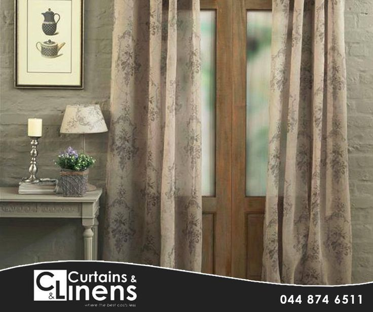 Whether you opt for panel, standard pencil pleat, pinch pleat, goblet pleat and wave pleat curtains for a classic look; or eyelet curtains for a more contemporary look, visit us for our assorted brand name curtains. #CurtainsLinens #BiggieCurtains #Curtianshttps://www.facebook.com/CurtainsandLinens/photos/pb.330457477037478.-2207520000.1434362949./810055005744387/?type=3