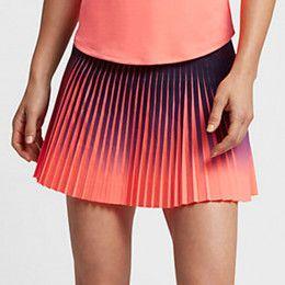 Resultado de imagem para Nike Flex Victory Premier Skirt Women's Holiday 2016