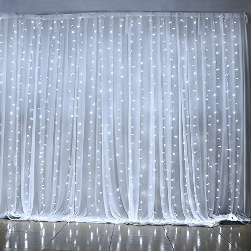 Luxanna 304 LED Curtain String Lights, Icicle Wall Lights... https://www.amazon.com/dp/B071DMM7QM/ref=cm_sw_r_pi_dp_x_dHmfzbN5B5T2P