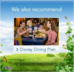 Disney transportation.....not dining (only pic on page)