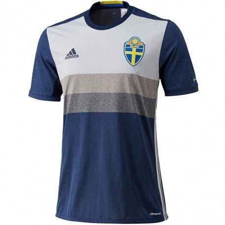 Camiseta del Suecia Away 2016