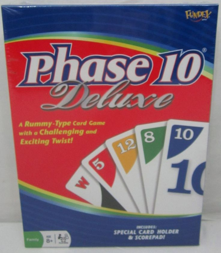 how much cards in phase 10