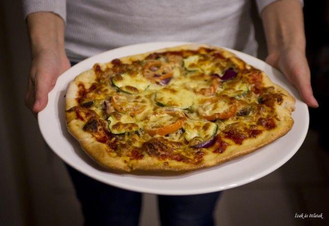Pizza Bori konyhájából | NOSALTY – receptek képekkel