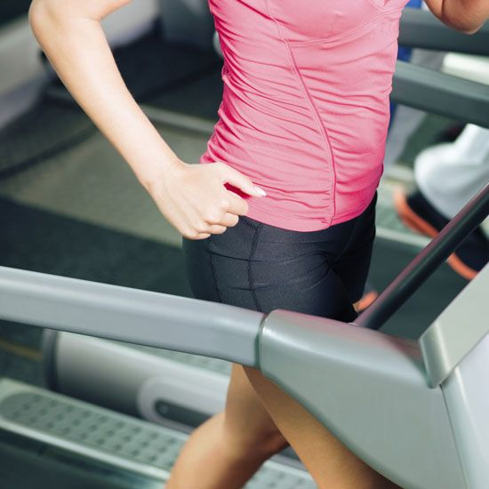 Burn Calories and Fight Belly Fat: 45-Minute Treadmill Workout