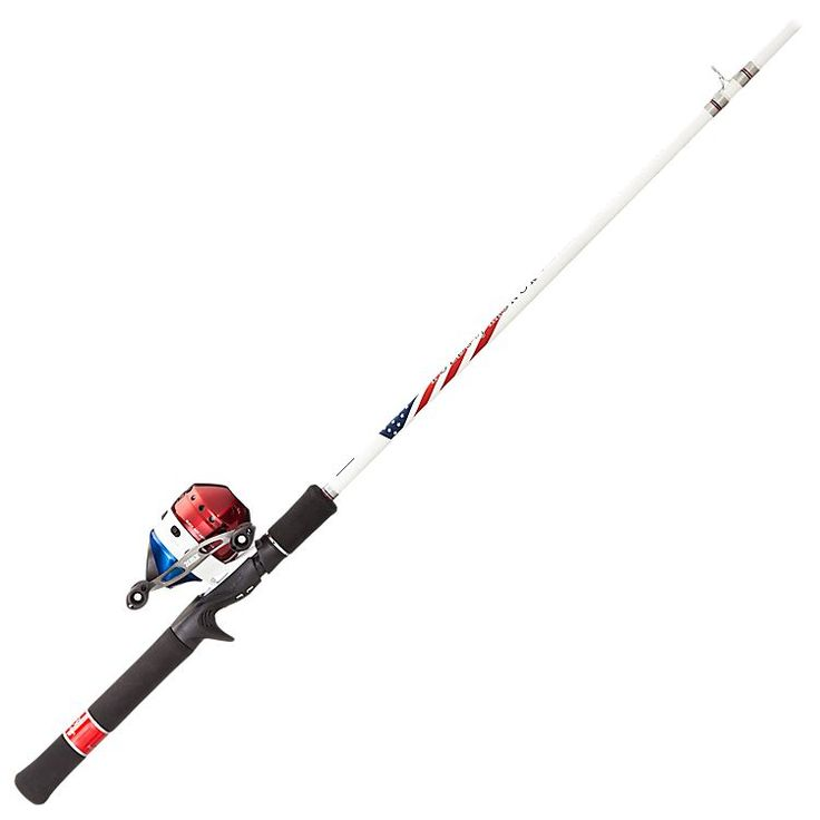 Zebco folds of honor rod and reel spincast combo bass for Bass pro fishing poles