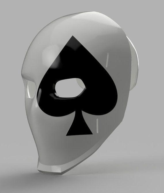wild card masks fortnite stl files etsy - ballet masque fortnite