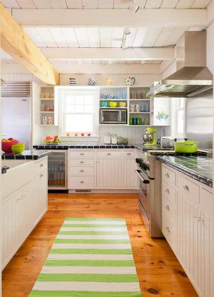 33 best galley kitchen ideas images on pinterest home for Galley kitchen update ideas