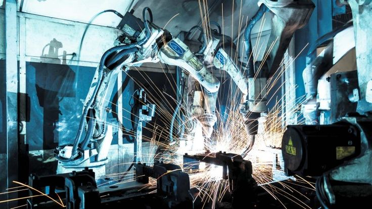 Industry 4.0: smart machines are new industrial revolution