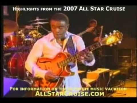Norman Brown All Star Smooth Jazz Cruise 2007 w/ Boney James