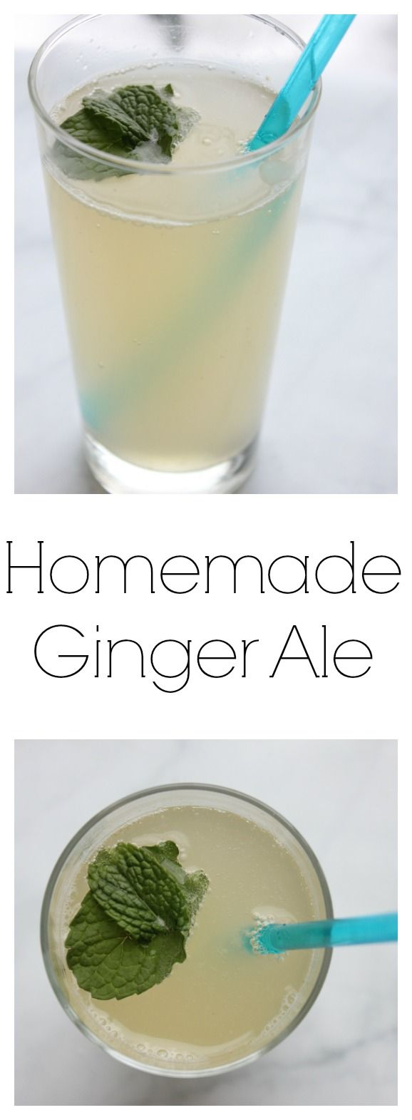 I am pregnant and this recipe is a lifesaver for all my morning sickness Homemade Ginger Ale | Budget Savvy Diva