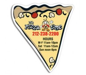 Best Pizza Refrigerator Magnets Car Magnets Images On - Custom car magnets large