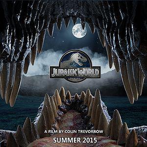 jurassic world images | jurassic_world_poster_01_by_giu3232-d7b88ir-see-the-jurassic-world ...