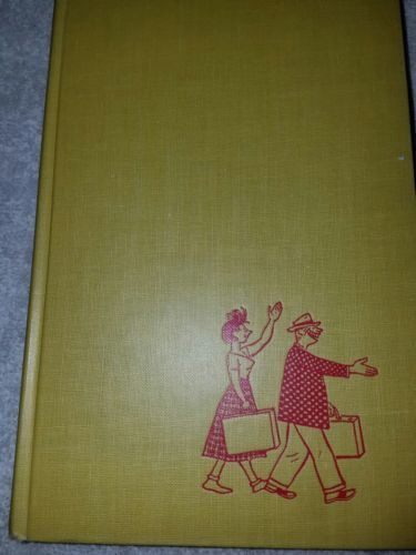 The Life Of The Party By Bennett Cerf, 1st Ed. 1956, Illustrated, HC, Good